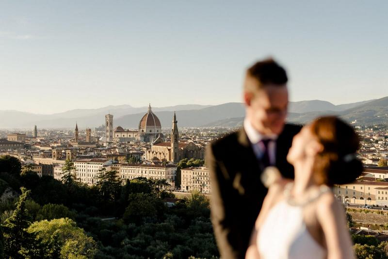 Wedding at Villa La Vedetta Florence