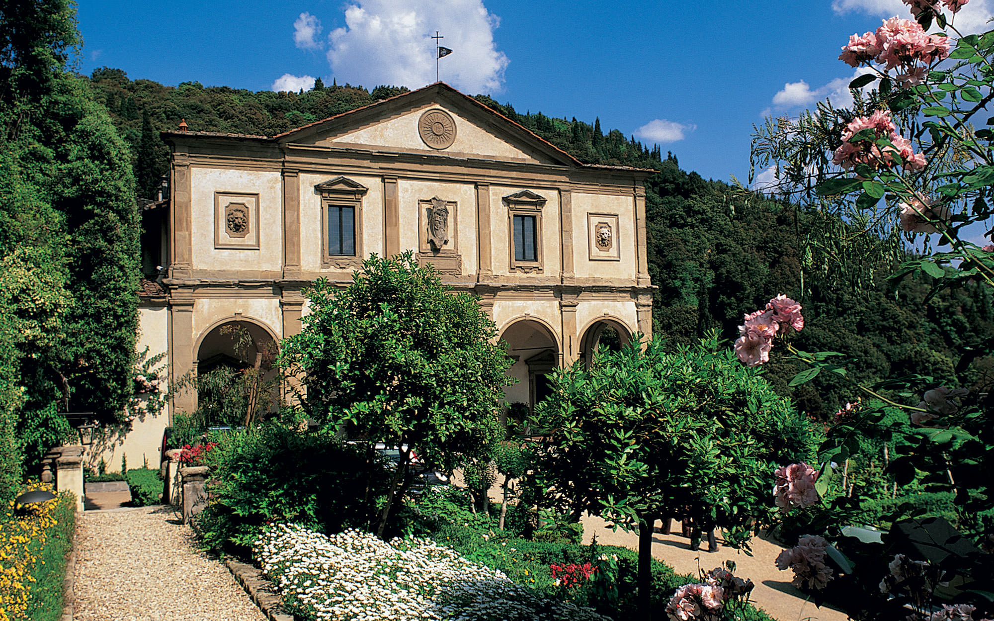 Villa San Michele Wedding Florence Italy Wedding Locations