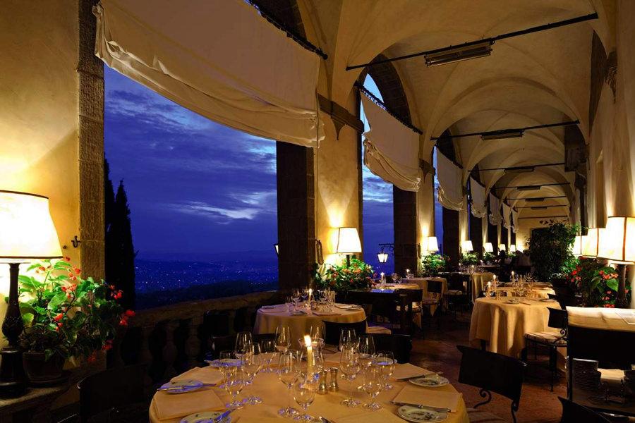 Villa San Michele Wedding
