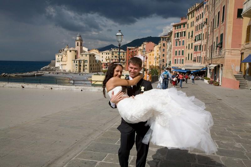 Weddings in Camogli