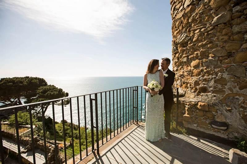 Civil Wedding in Cinque Terre