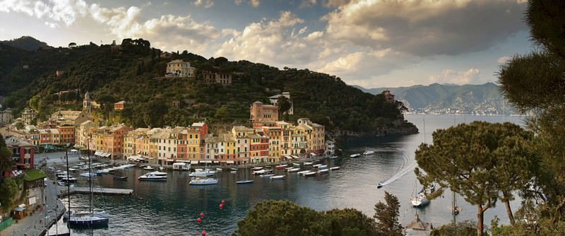 Luxury Hotel in Portofino