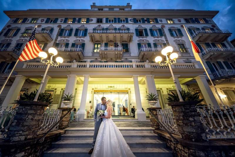 Wedding Hotel Italian Riviera