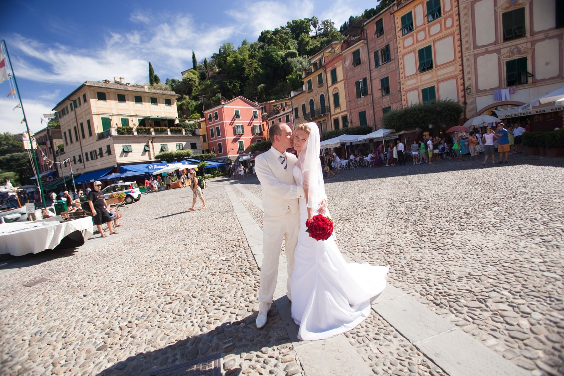 getting married in portofino