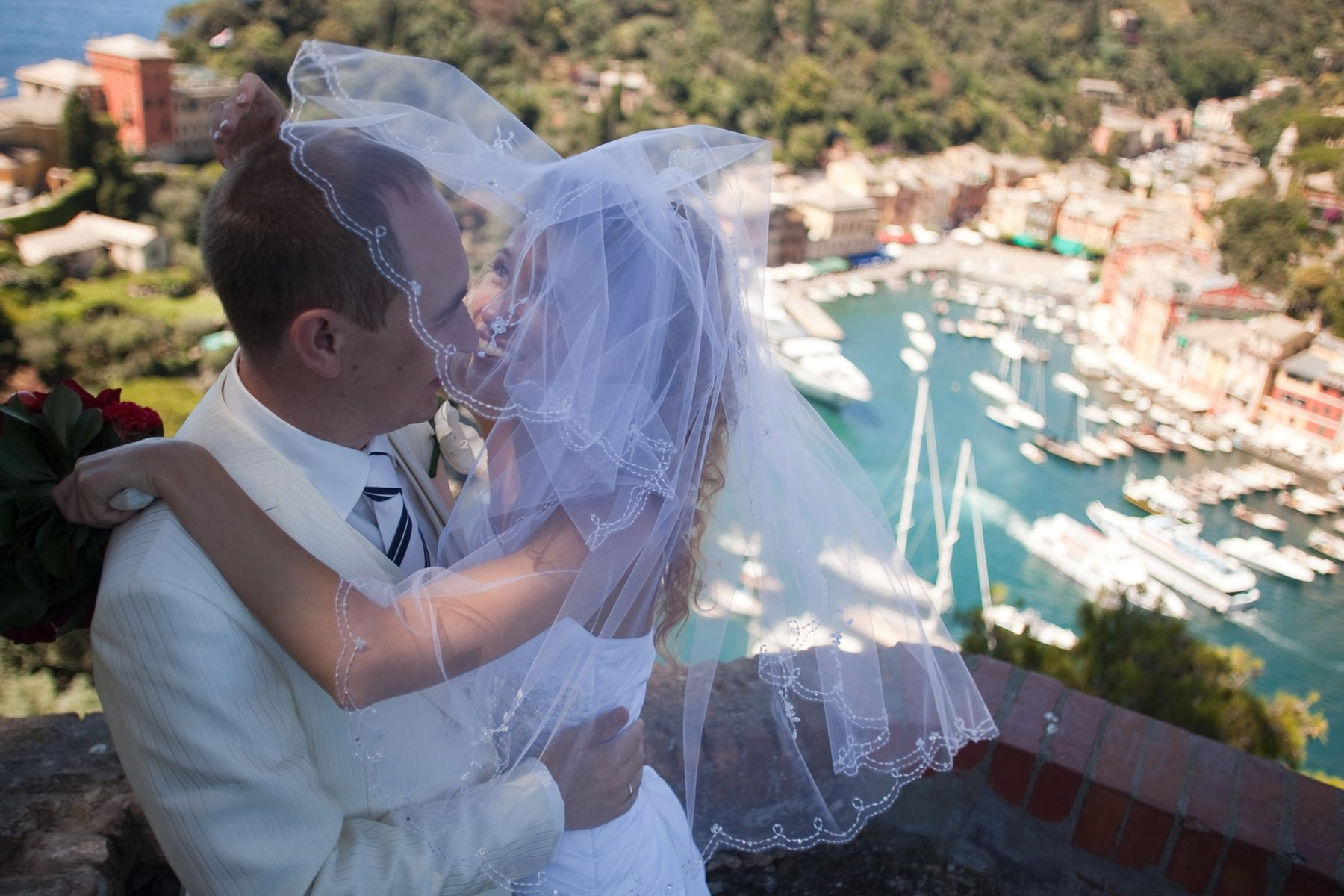 weddings in portofino