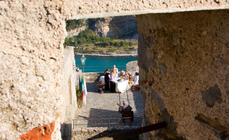 Portovenere Castle Wedding