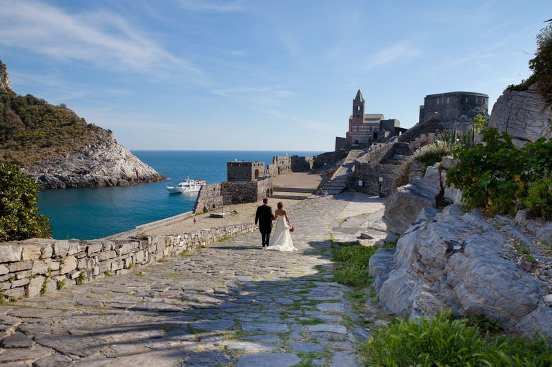 Catholic Weddings in Portovenere
