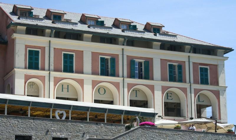Elegant Hotel in Portovenere