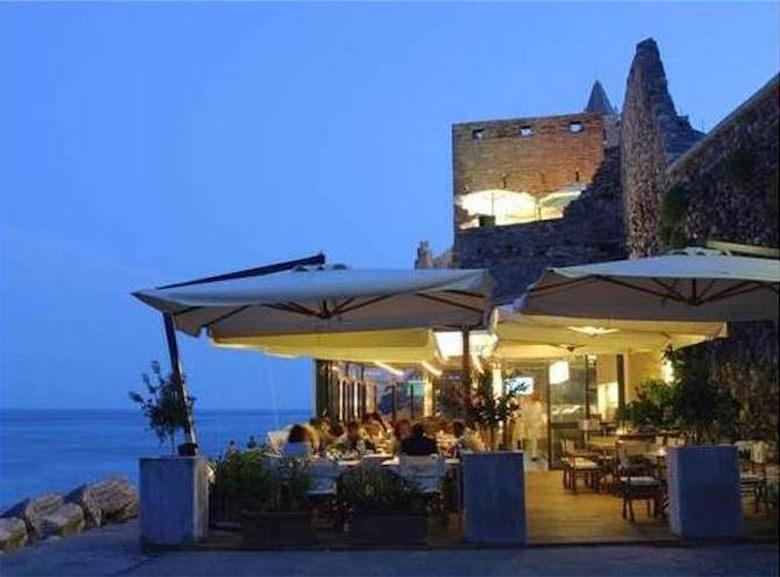 Seafront Restaurant in Portovenere