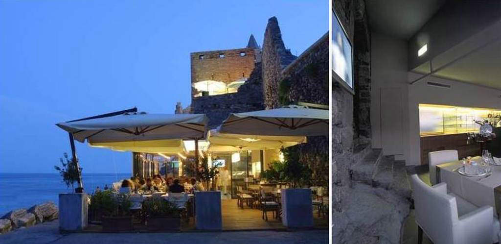 Portovenere Wedding Restaurant