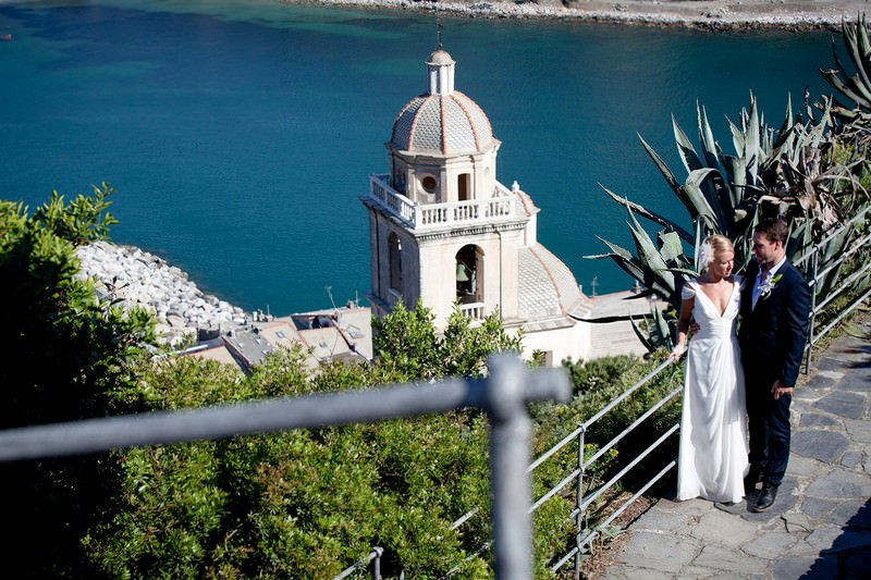 Weddings in Portovenere