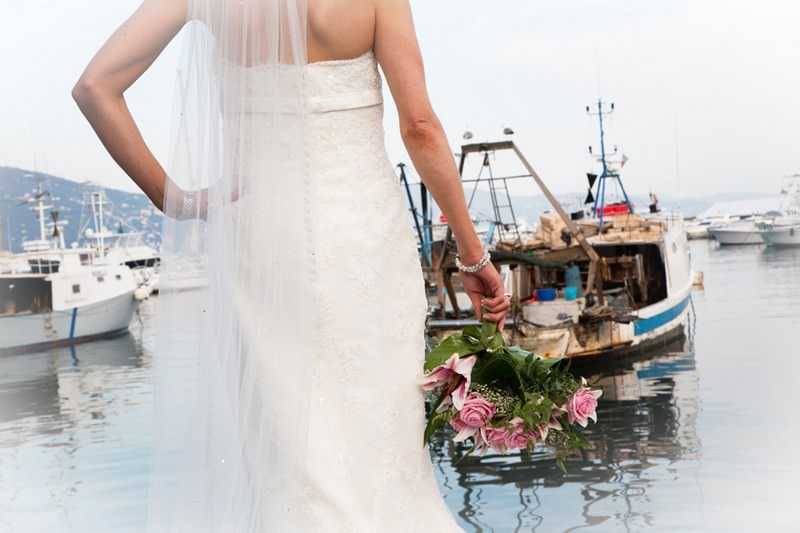 Santa Margherita Wedding