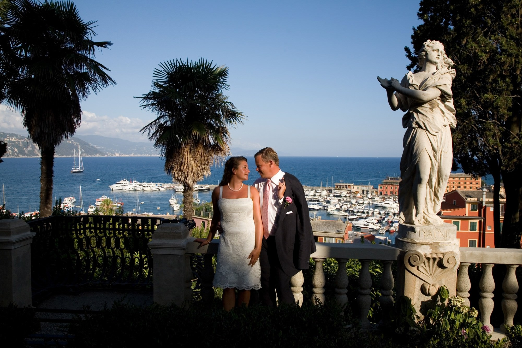 santa margherita weddings