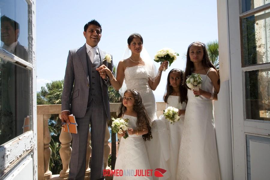 The Italian Villa Gallery Multi Award Winning Wedding: Villa Durazzo Wedding