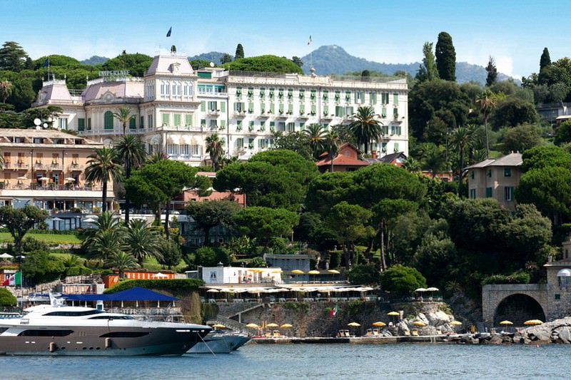 Luxury Hotel in Santa Margherita