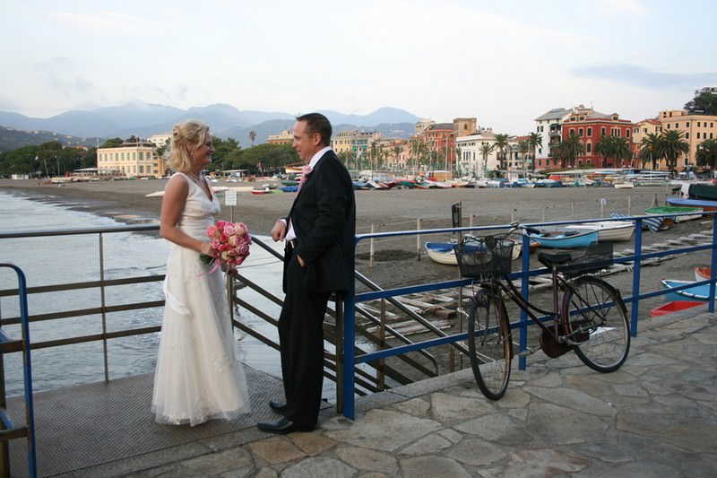Sestri Levante Wedding