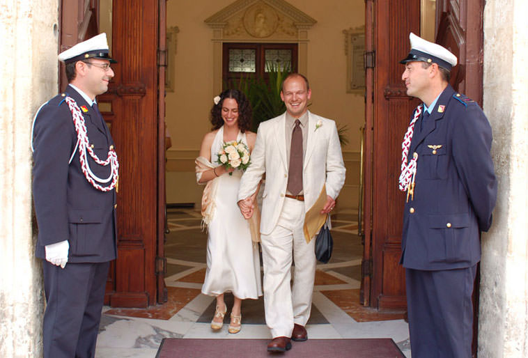 Gabry and Charles Noto, Sicily Wedding Review