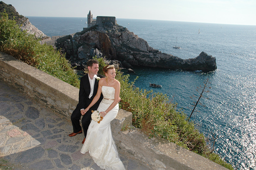 Vicky and Cormac Portovenere Wedding Review
