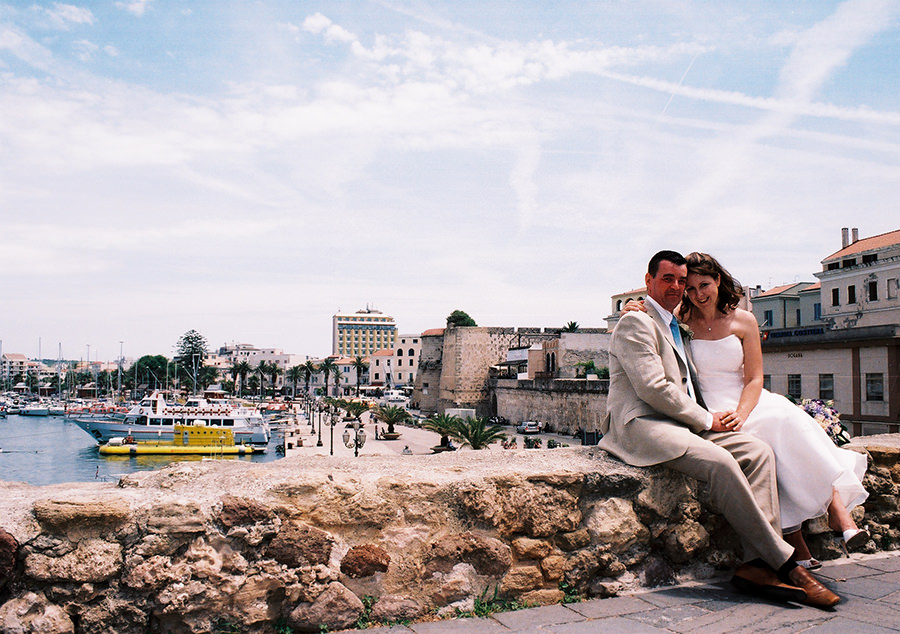 Julia and Guy Alghero Wedding Review