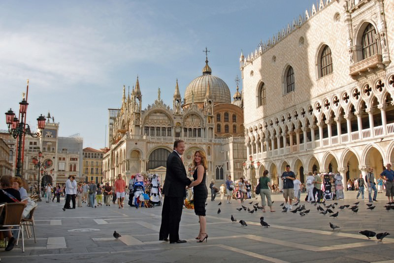 eloping in venice