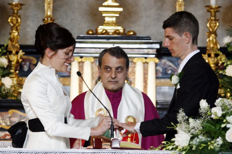 Catholic wedding Varenna