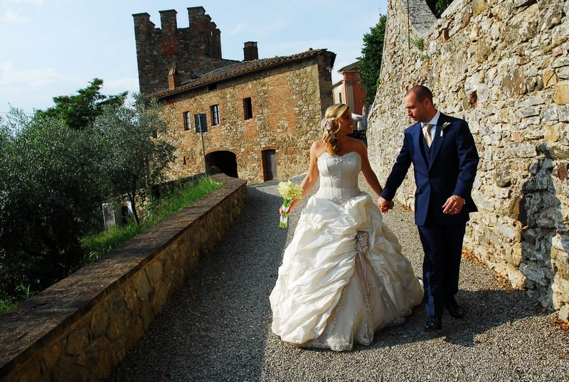 Modanella Castle Wedding
