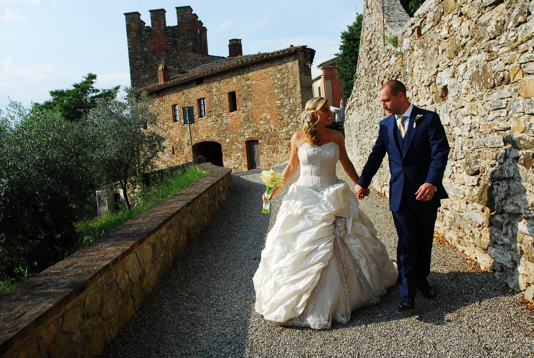 castello modanella wedding