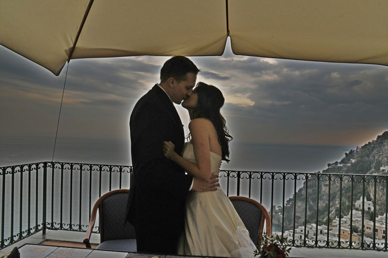 A Positano wedding planner review
