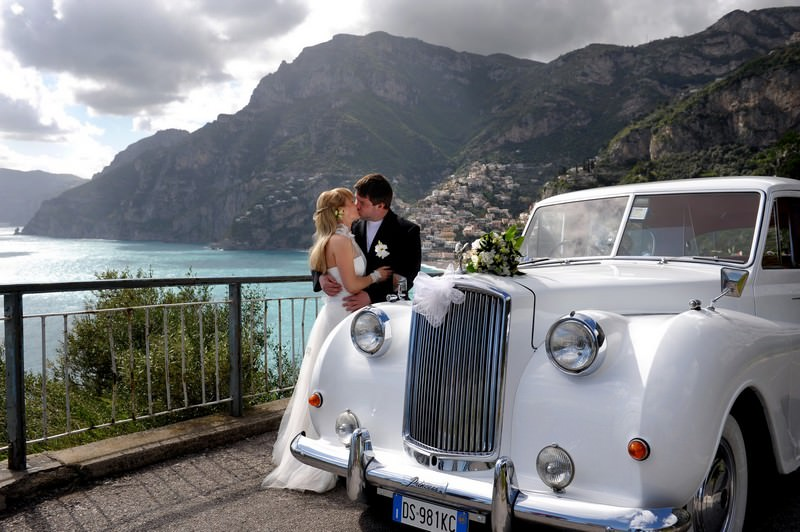 A Russian Wedding in Positano Italy
