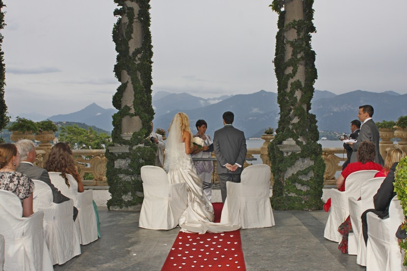 A Russian Wedding at Villa Balbianello