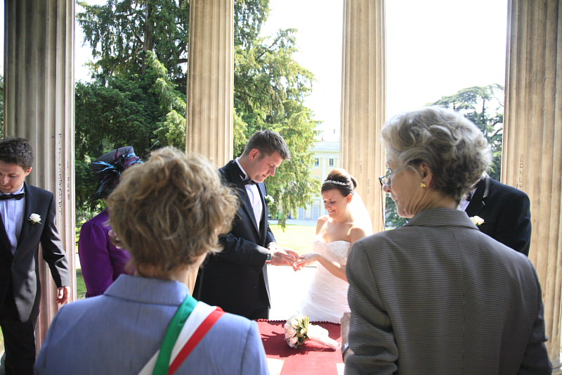 Weddings at Villa Olmo - Lake Como