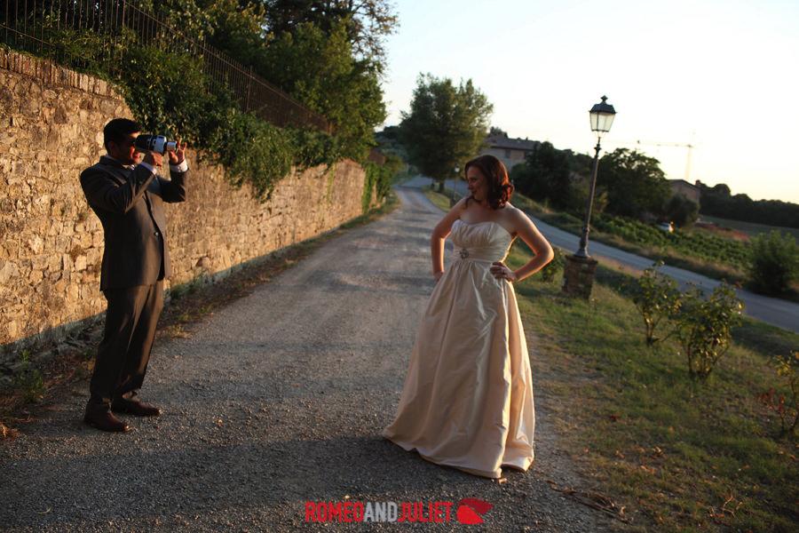 Castelnuovo Berardenga Wedding