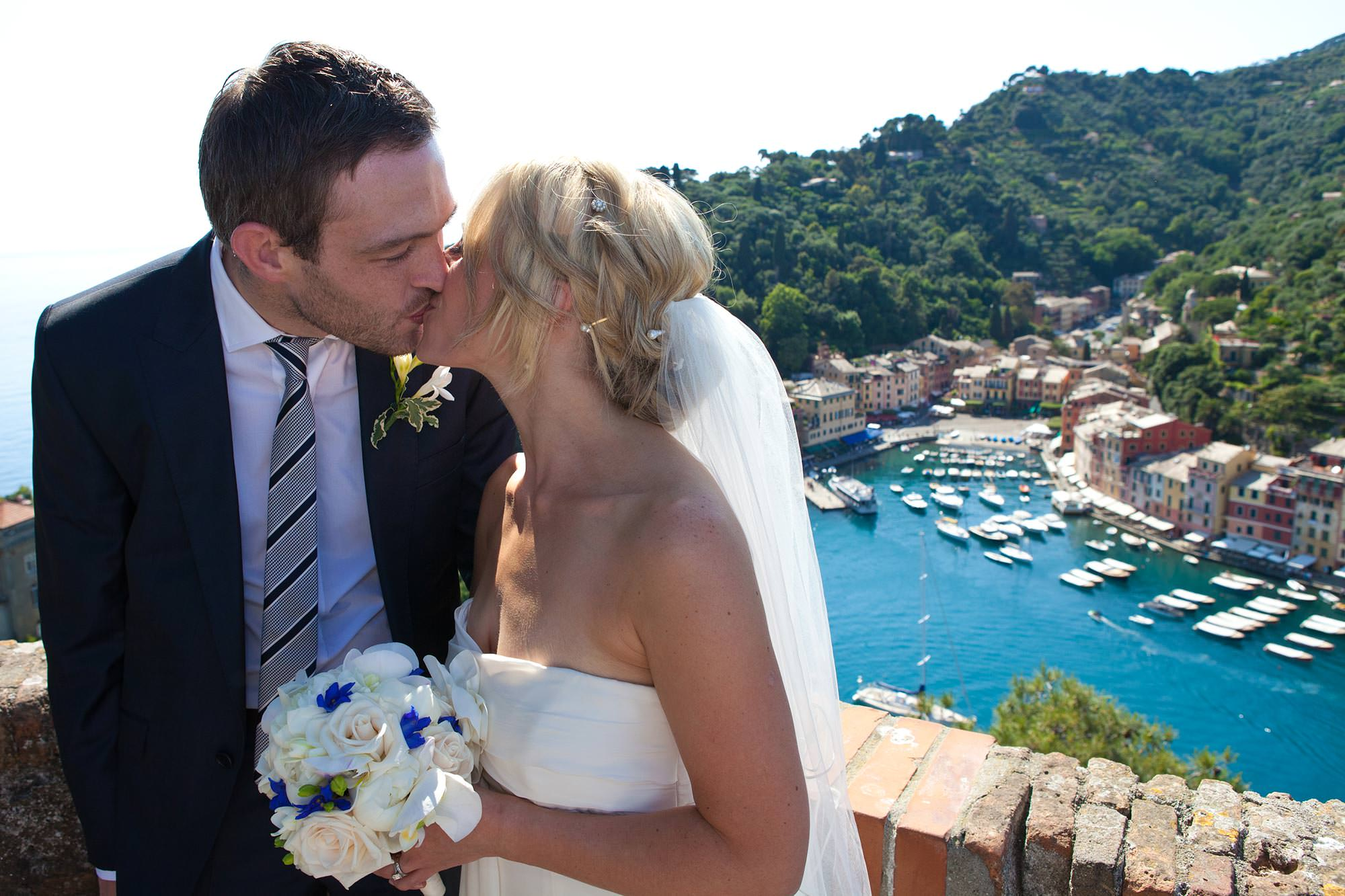 Portofino weddings, Italy