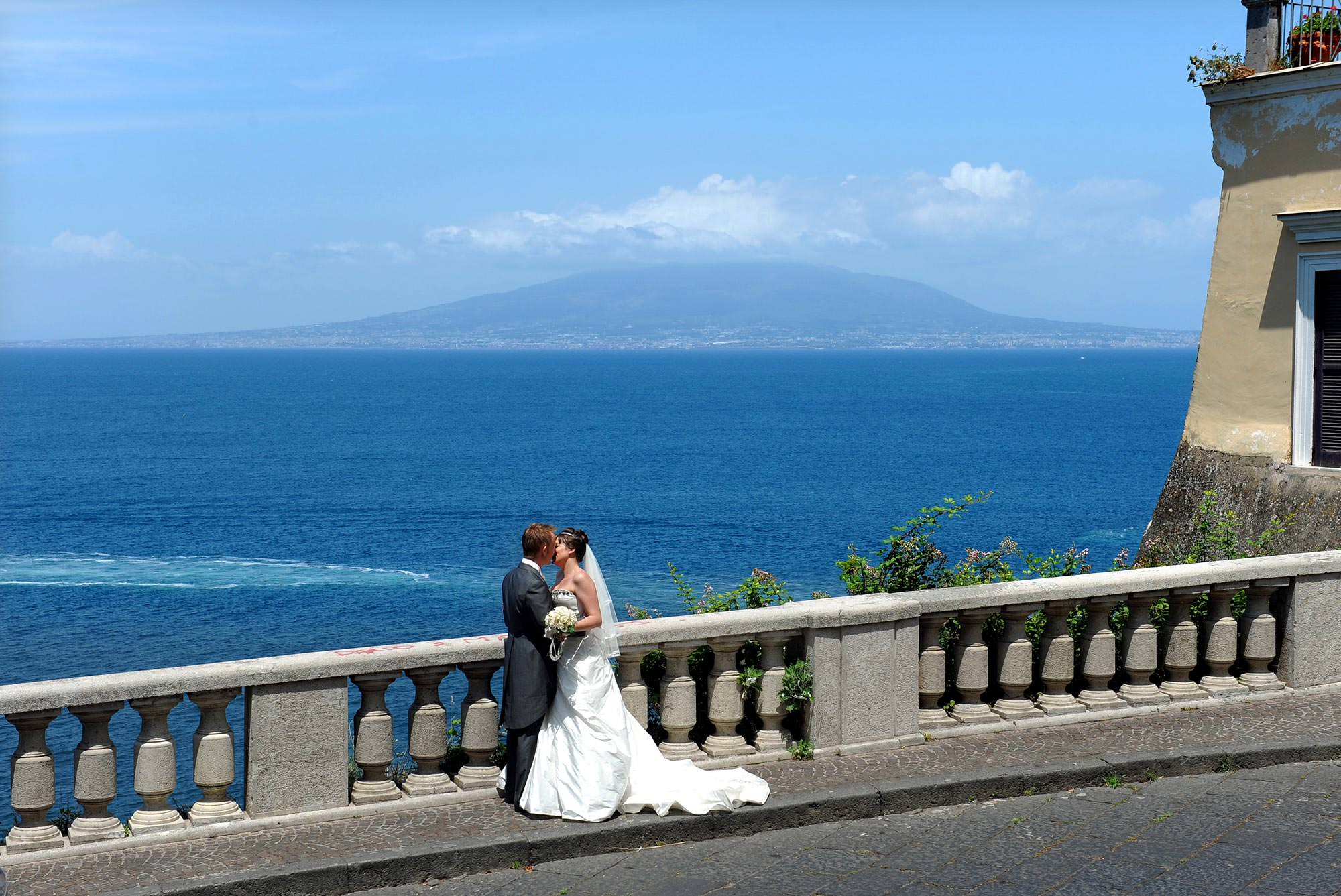 Wedding in Sorrento, Italy