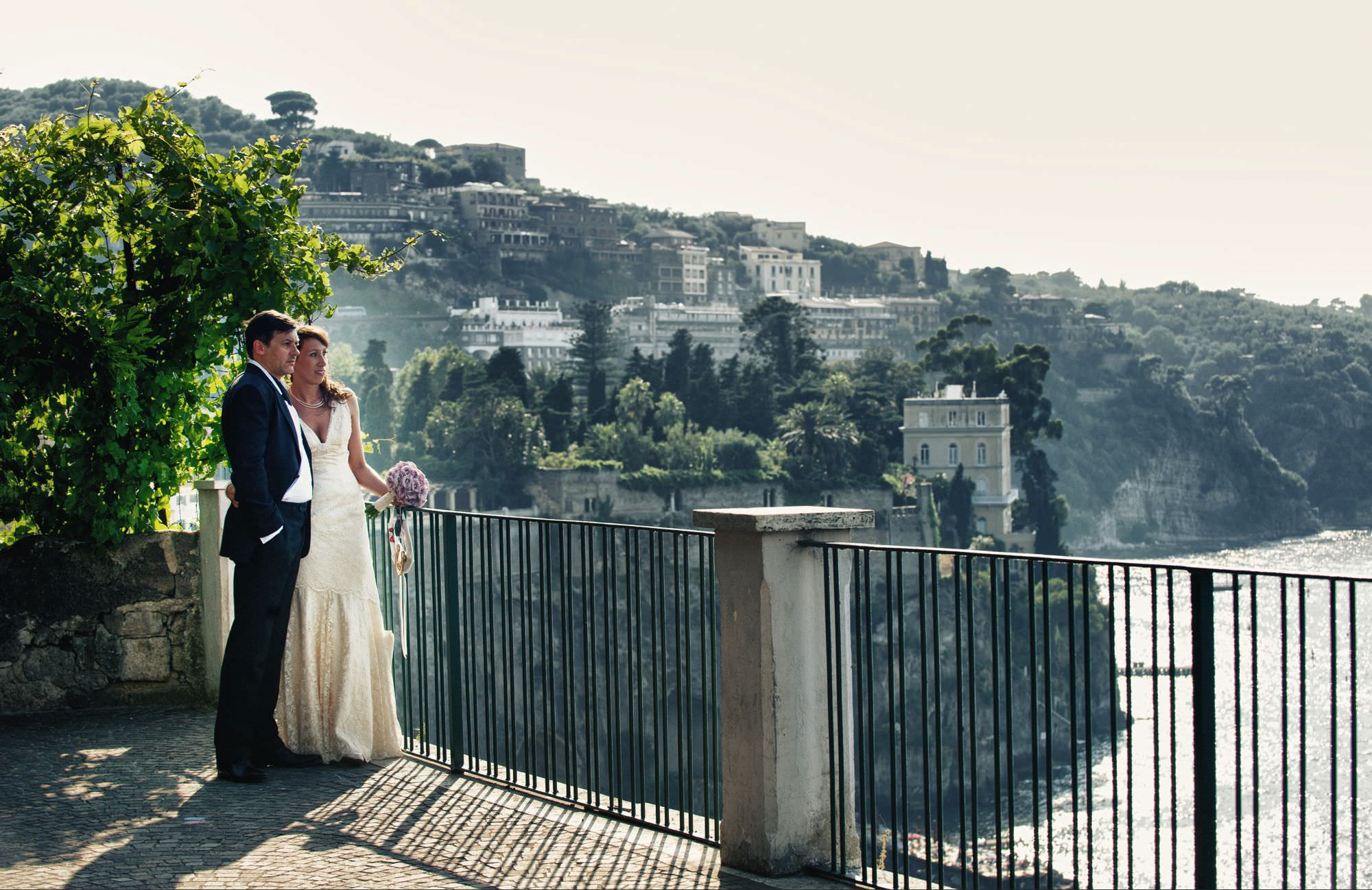 A Sorrento wedding review