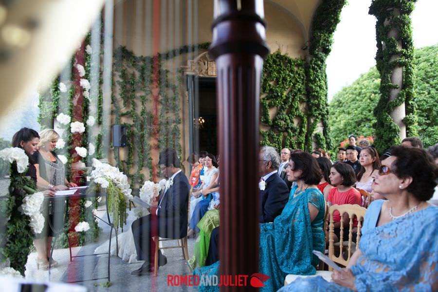 Exclusive Lake Como Wedding