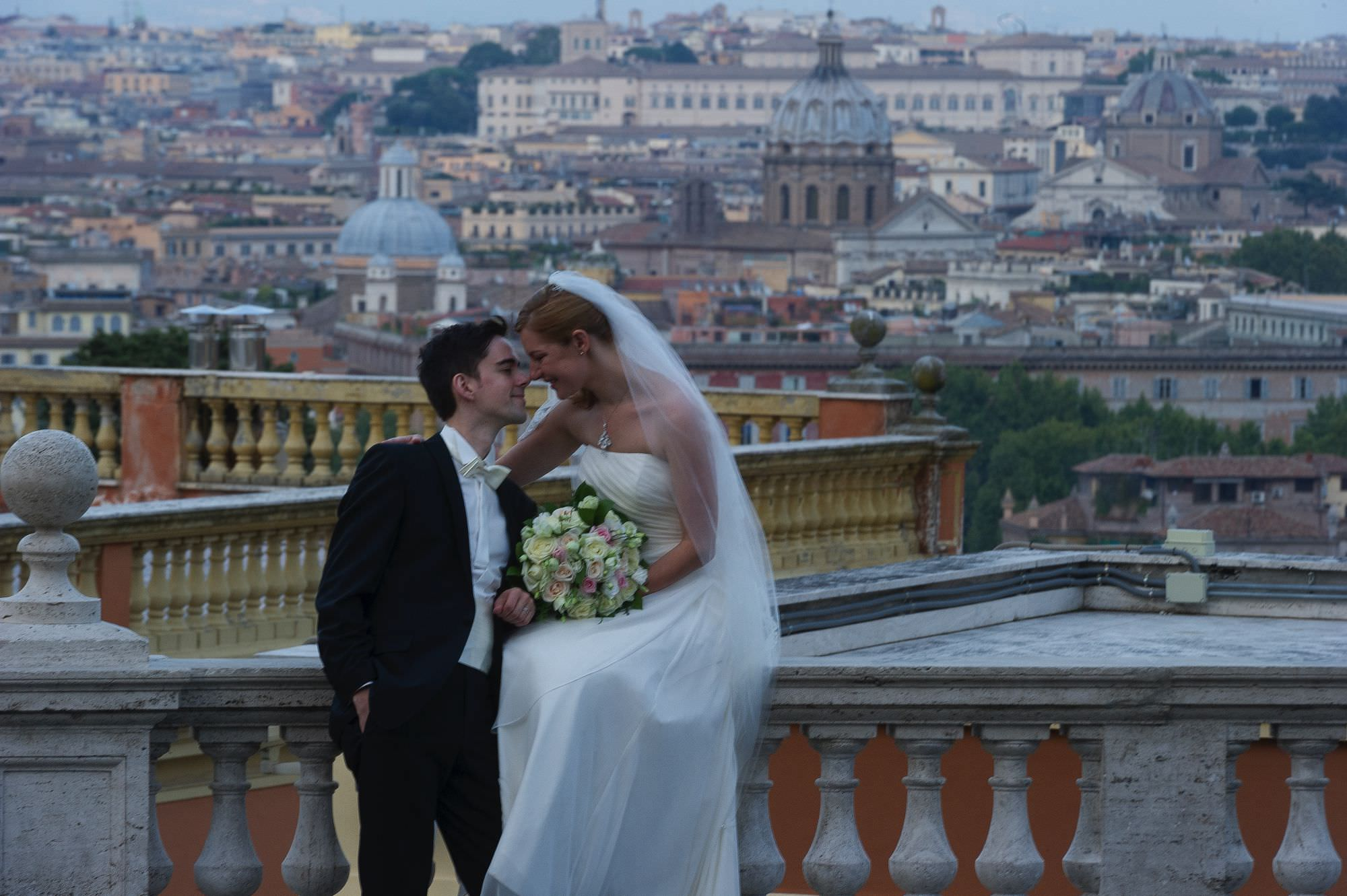 Weddings in Rome, Italy