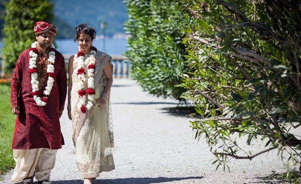 Hindu wedding in Italy