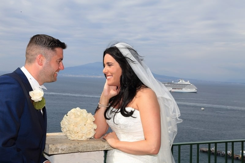 Spring Weddings in Sorrento