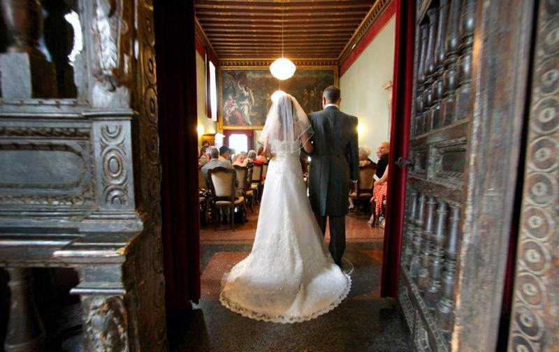 Lake Maggiore civil wedding