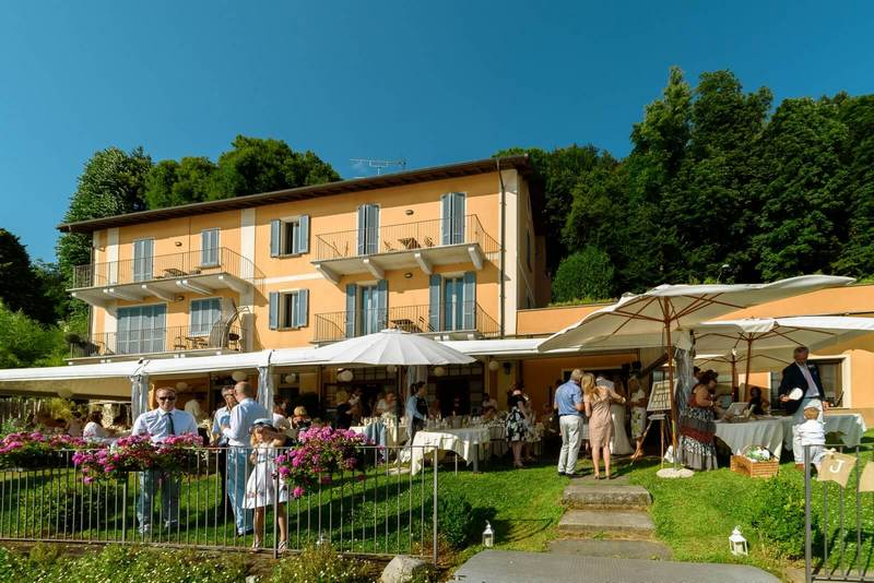Lake Orta - Lake Front Venue