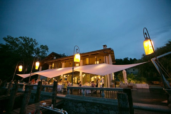 Lake Orta Wedding Restaurant