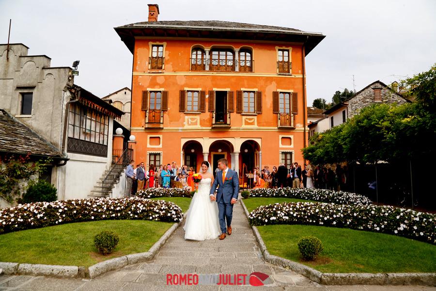 Villa Bossi Wedding