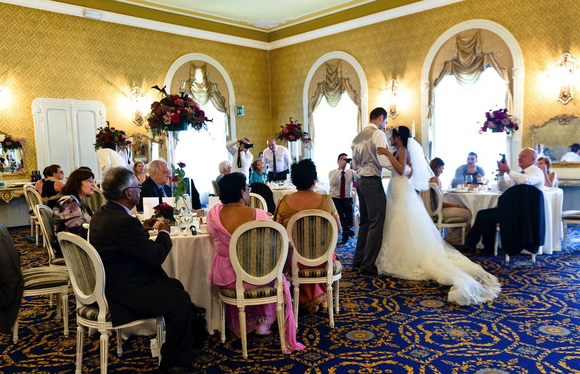 Grand Hotel Tremezzo Wedding Luxury Hotels Lake Como