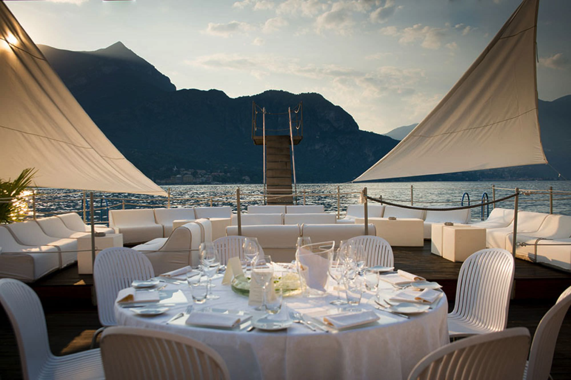 Wedding Restaurants Lake Como