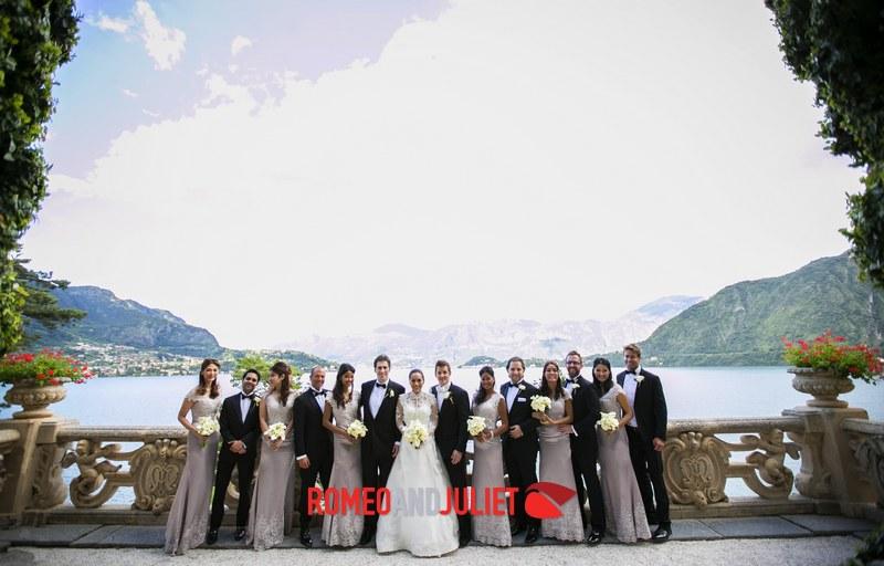 Jewish Wedding Villa Balbianello
