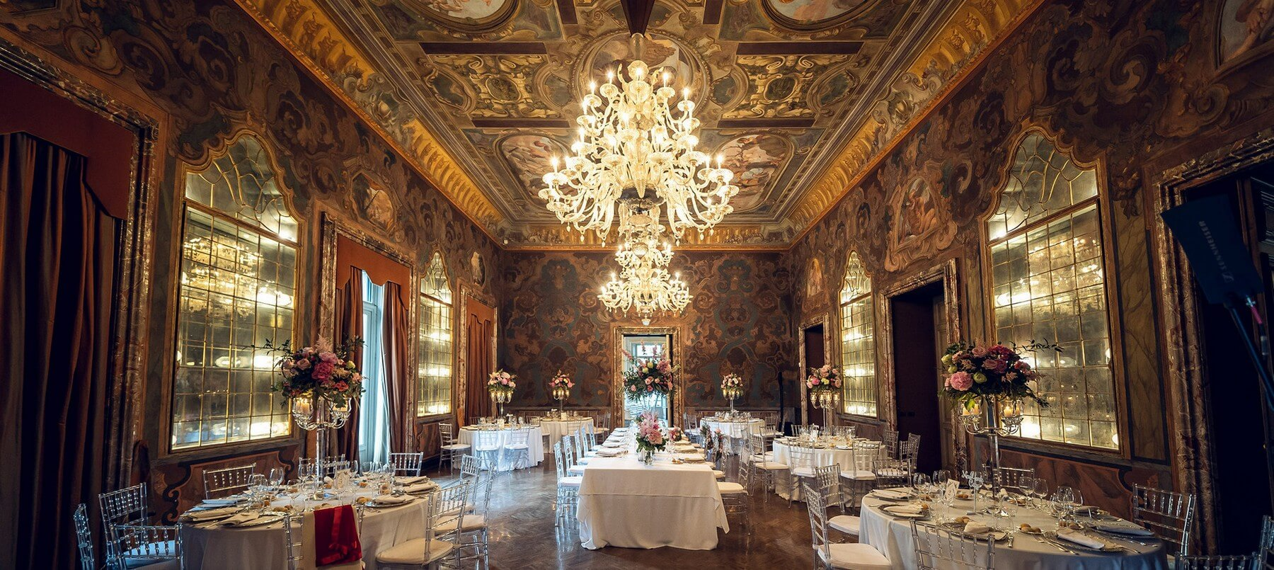 Villa Erba Weddings Villa Wedding Lake Como Italy
