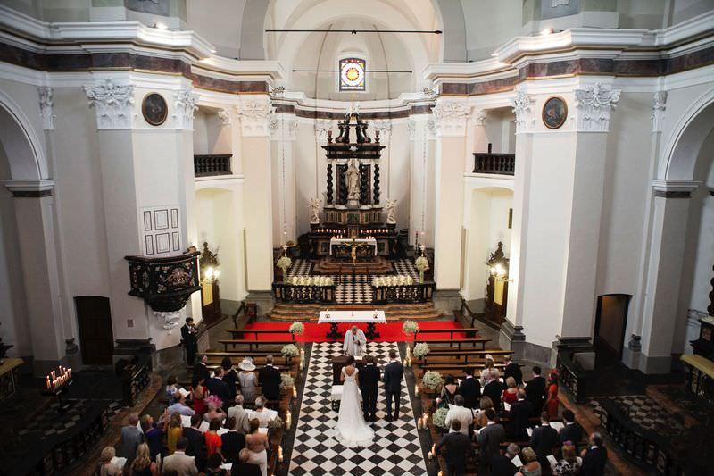 Church Weddings in Lake Como