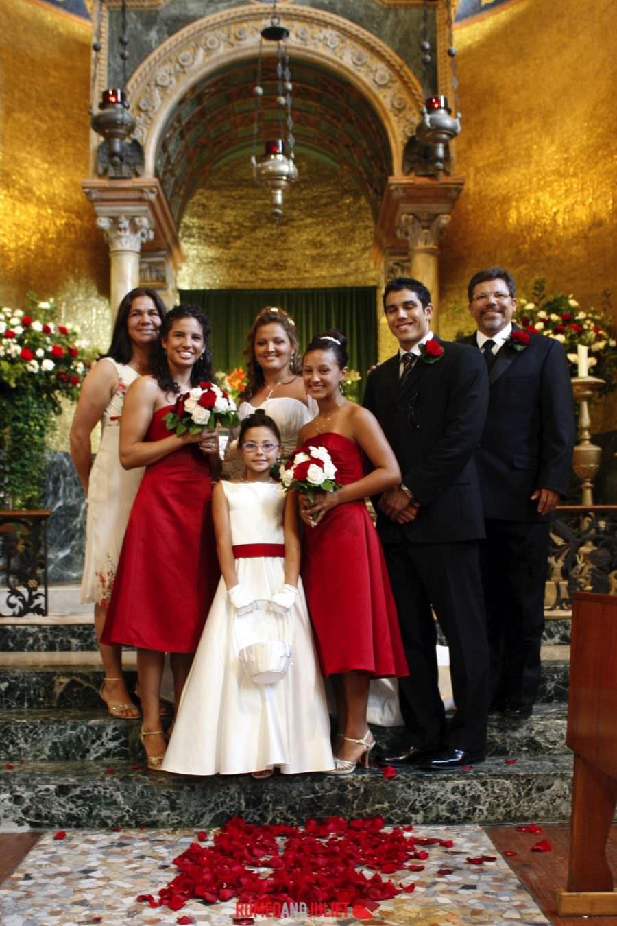 Protestant Wedding In Lake Como