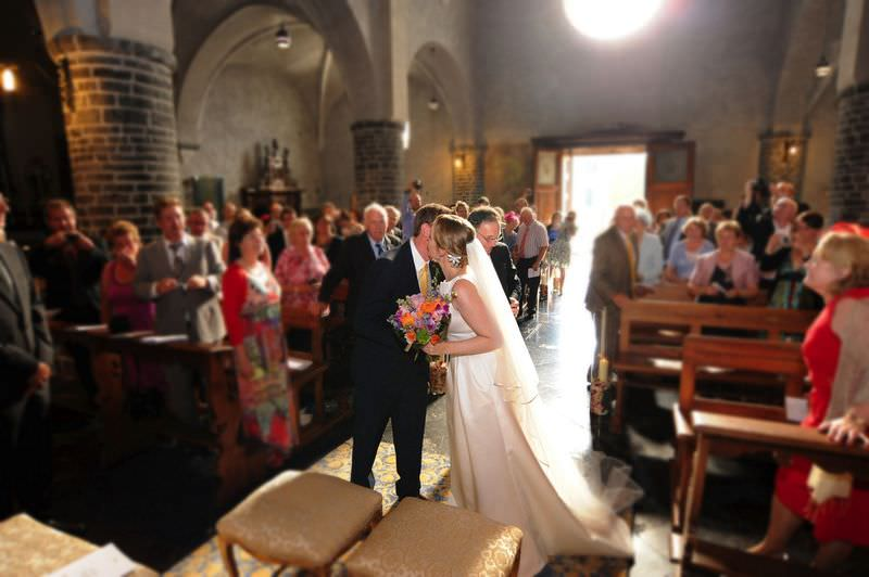 Varenna Church Wedding